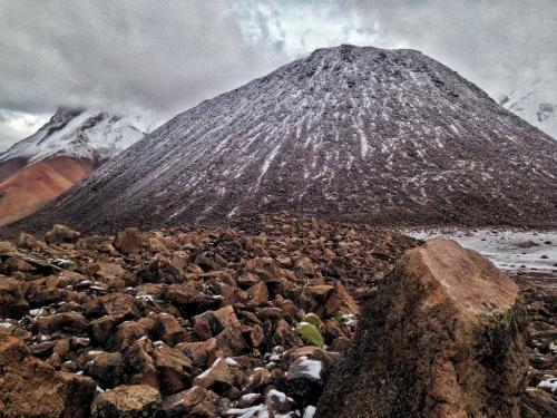 Chachani Mountain Area Peru