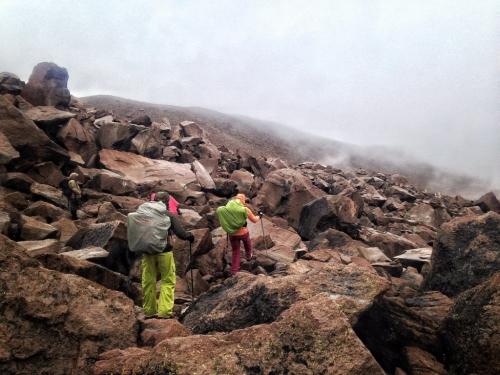 Chachani Treking Camping Peru