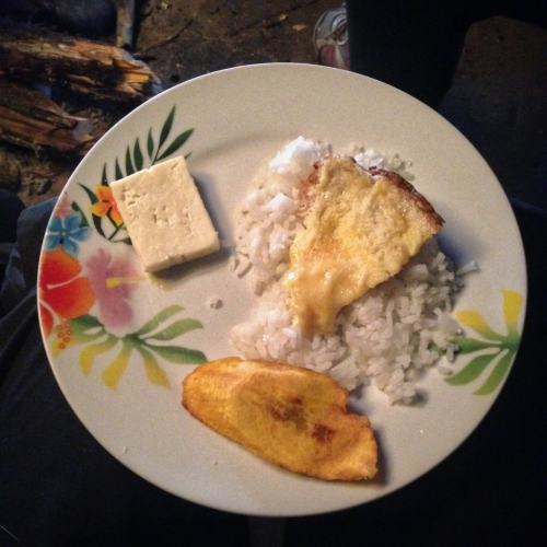 Aquilino O Ventiadero Farm Breakfast Cheese Platano