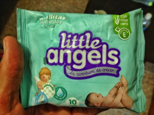 Little Angels Wipes Colombia